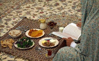 سحر و افطار چه بخوریم؟