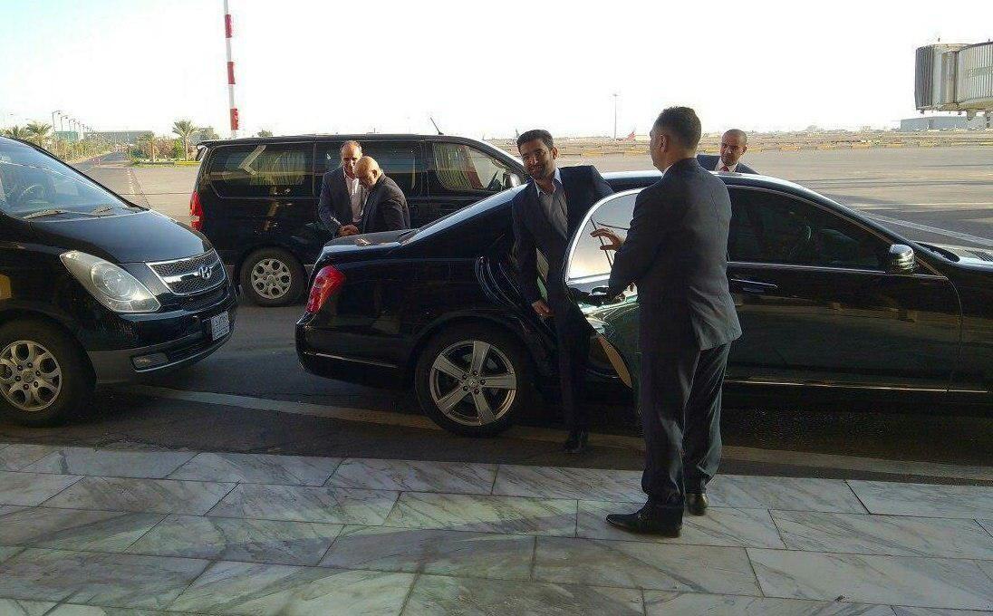وزیر ارتباطات وارد بغداد شد
