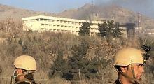 پایان درگیریها در هتل اینترکنتینانتال افغانستان +تصاویر