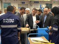 دیدار وزیر صمت با فعالان اقتصادی عمان