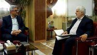 دیدار معاون وزارت گردشگری ایران با رایزن فرهنگی ایران در هند
