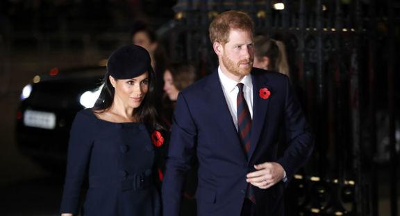 نامه خصوصی شاهزاده انگلیس لو رفت