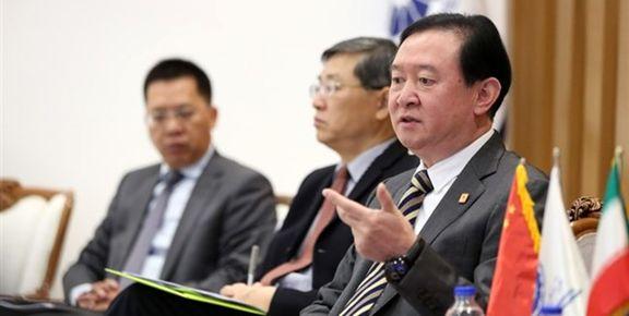 سفیر چین سقوط هواپیما در ایران را تسلیت گفت