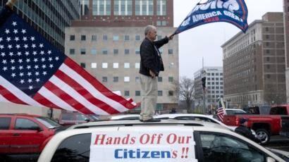 آیا اتفاق بزرگ برای آمریکا در راه است؟