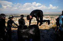 اسپانیا و جشنواره عجیب و غریبش +تصاویر