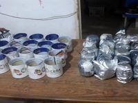 کشف قریب به 17000گرم مواد مخدر جاساز شده در کالای قاچاق