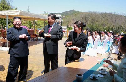 سفرهای خارجی کیم جونگ اون