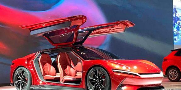 بی وای دی خودرویی با شتاب کمتر از ۳ ثانیه را رونمایی کرد
