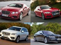 لوکسترین برند خودرو در سال ۲۰۱۹
