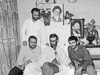 چند سکانس از روز ترور آیتالله خامنهای