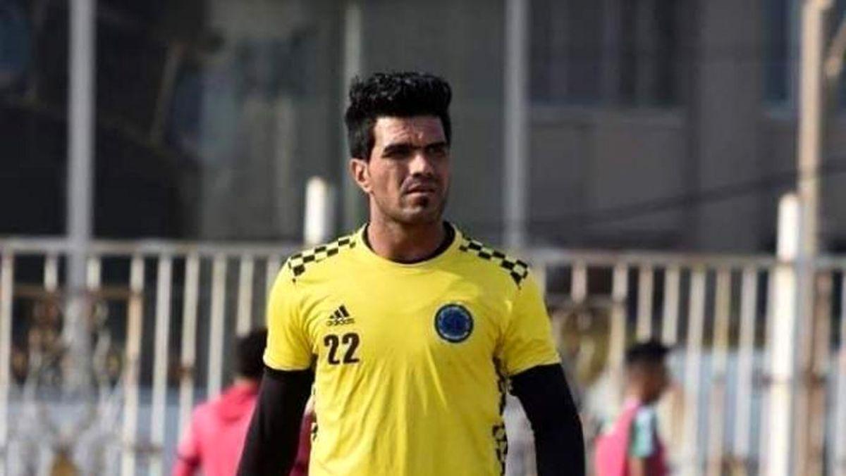 مرگ مشکوک یک فوتبالیست +عکس