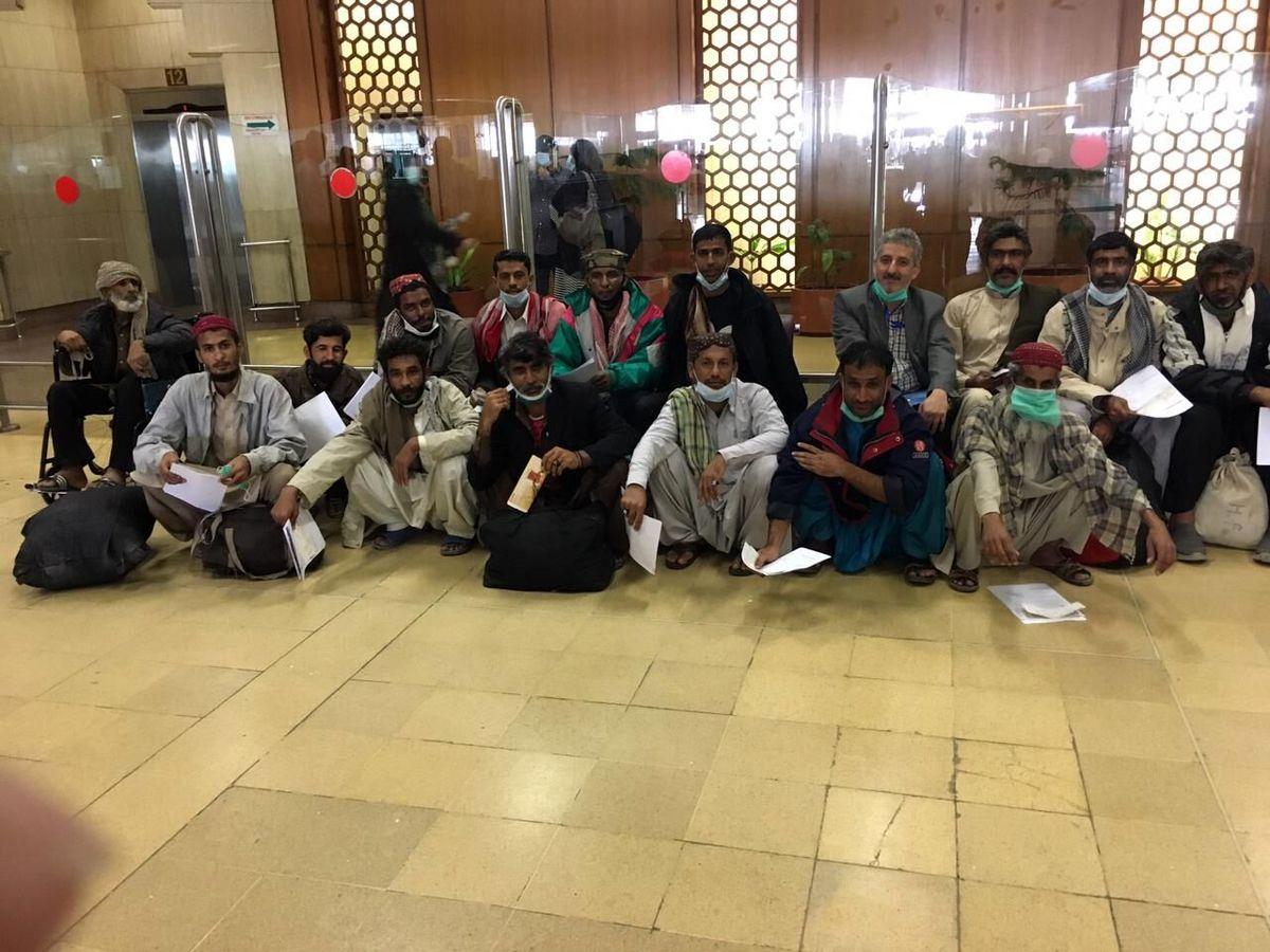 پاکستان ۱۷ملوان ایرانی را آزاد کرد