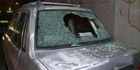 حمله اراذل و اوباش به خودرو سه زن