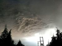حین وقوع طوفان چه باید کرد؟