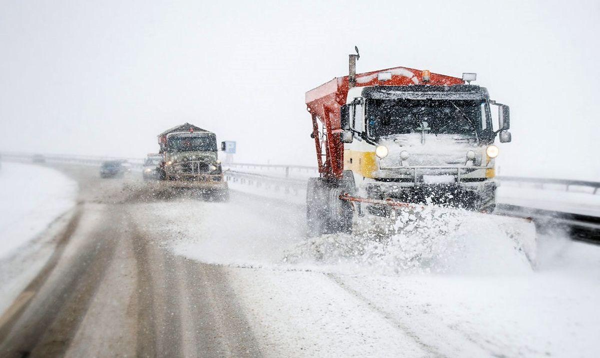 چه جادههایی در زمستان بسته نمیشوند؟