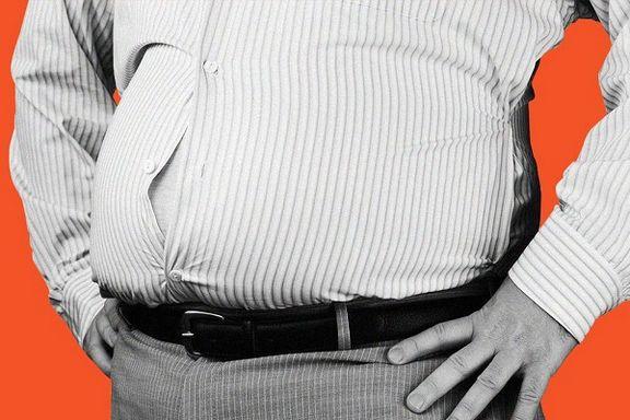 اضافه وزن دارید؟امکان دارد به سرطان مبتلا بشوید