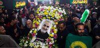 جای خالی سردار سلیمانی در مراسمی که هر سال میزبانش بود +تصاویر