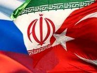 برنامهای برای نشست روسایجمهور ایران، روسیه و ترکیه وجود ندارد