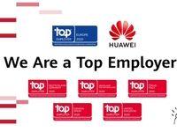 هوآوی کارفرمای برتر اروپا در۲۰۲۰ شد
