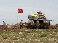 وزیر دفاع ترکیه از آغاز عملیات ارتش کشورش در عفرین خبر داد