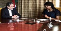 آمادگی آفریقای جنوبی برای گسترش همکاری اقتصادی با ایران