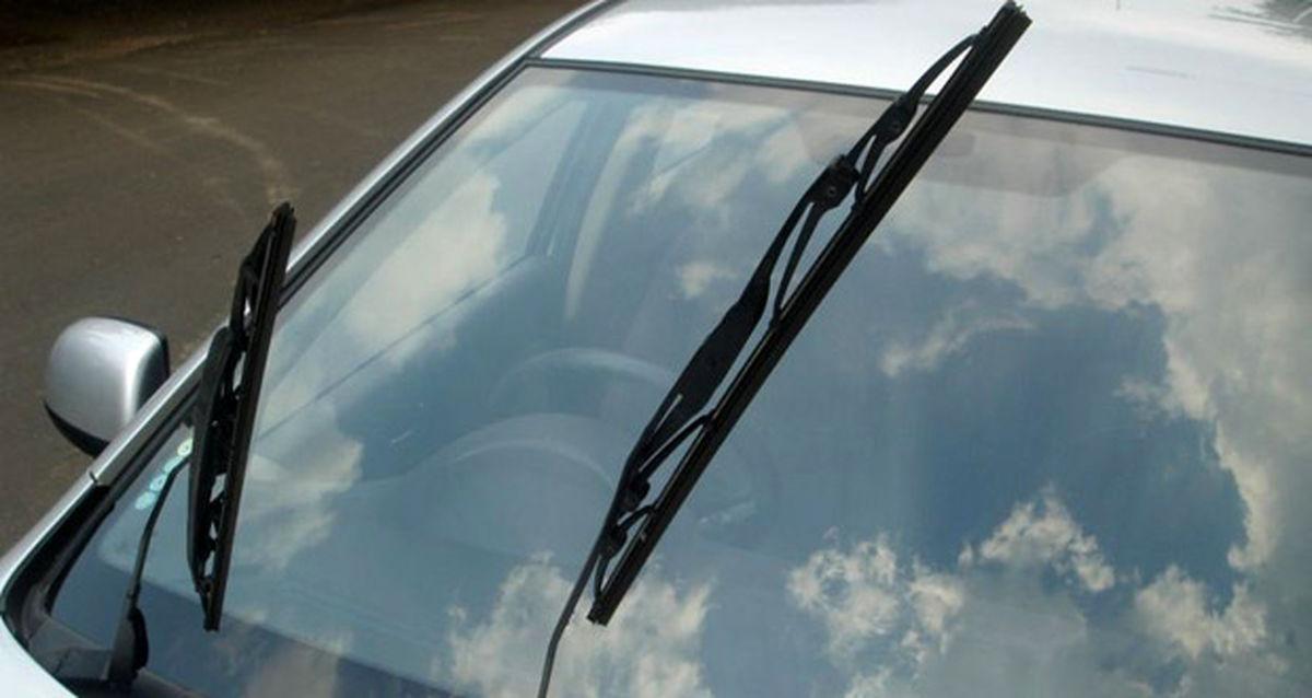 چگونه از شیشه خودروی خود محافظت کنیم؟