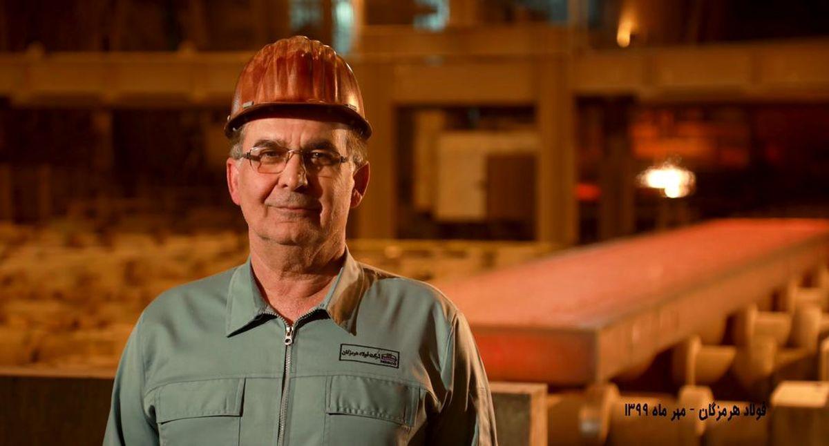 رشد ۵۷درصدی درآمد فولاد هرمزگان از محل فروش صادراتی و داخلی طی ۶ماه سالجاری