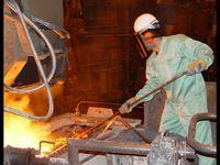 شاخص ایمنی فولاد مبارکه در بالاترین سطح جهانی است