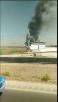 سقوط یک فروند بالگرد ساعتی پیش؛ مرودشت در مسیر شیراز +فیلم