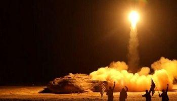 حمله موشکی انصارالله به نیروگاه برق جنوب عربستان