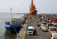 نخستین محموله تجاری از چین وارد منطقه آزاد انزلی شد