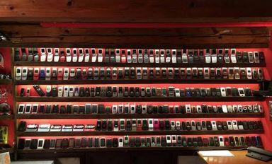 موزه موبایل های قدیمی +عکس