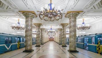 زیباترین و مجللترین ایستگاههای متروی جهان +تصاویر
