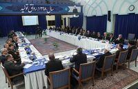 روحانی در همایش استانداران سراسر کشور +تصاویر