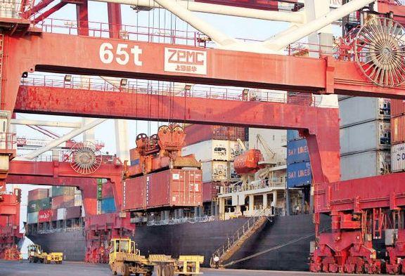 تجارت خارجی ایران به مرز ۸۰میلیارد دلار رسید