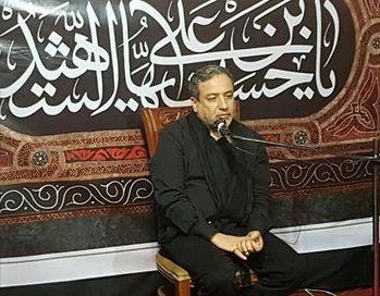 عراقچی در موکب وزارت خارجه در کربلا +عکس