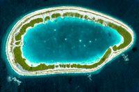 تصاویر فضایی منتخب گوگل از طبیعت