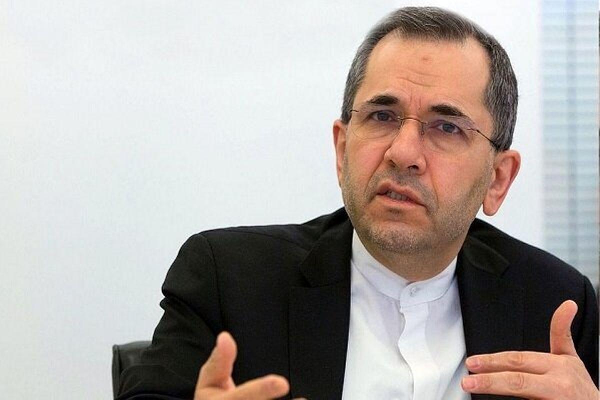 روانچی: شکایت آمریکا از ایران شکست میخورد