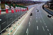 آسفالت بزرگراه یاسینی به طور کامل تعویض می شود