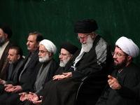 دومین شب مراسم عزاداری اباعبدالله در حسینیه امام خمینی