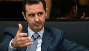 بشار اسد با هیات ایرانی دیدار کرد