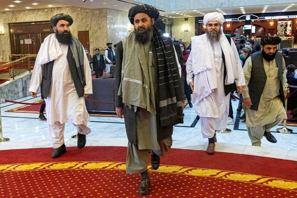 طالبان خواهان تشکیل دولت فراگیر است