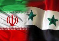 ۲برابر شدن صادرات ایران به سوریه