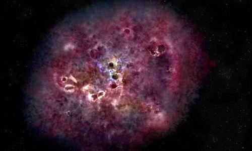 کهکشانی که بدون علت جوانمرگ شد!
