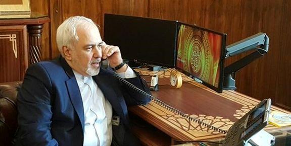 رایزنی کرونایی وزرای خارجه ایران و گرجستان