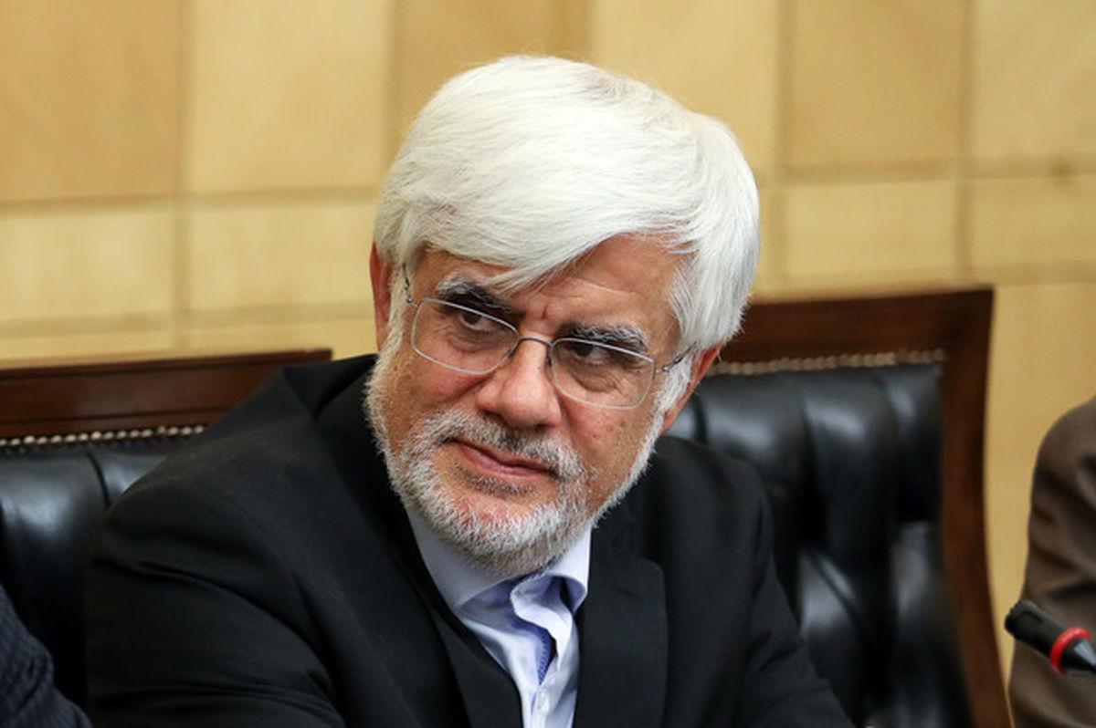 تکذیب انصراف عارف از رقابت های انتخاباتی