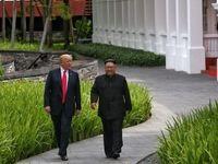 تمایل ترامپ برای سفر به مرز دو کُره