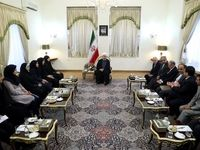 تقدیر روحانی از وزیر نفت