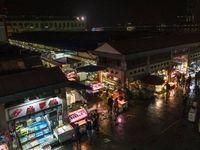 بازار فروش گوشت تمساح +عکس