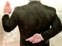 چرا دروغگوها وجدان درد ندارند؟